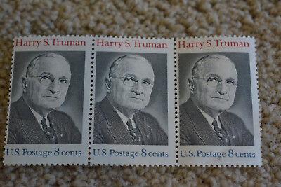 Harry S. Truman 8 Cent U.S. Postage Stamp