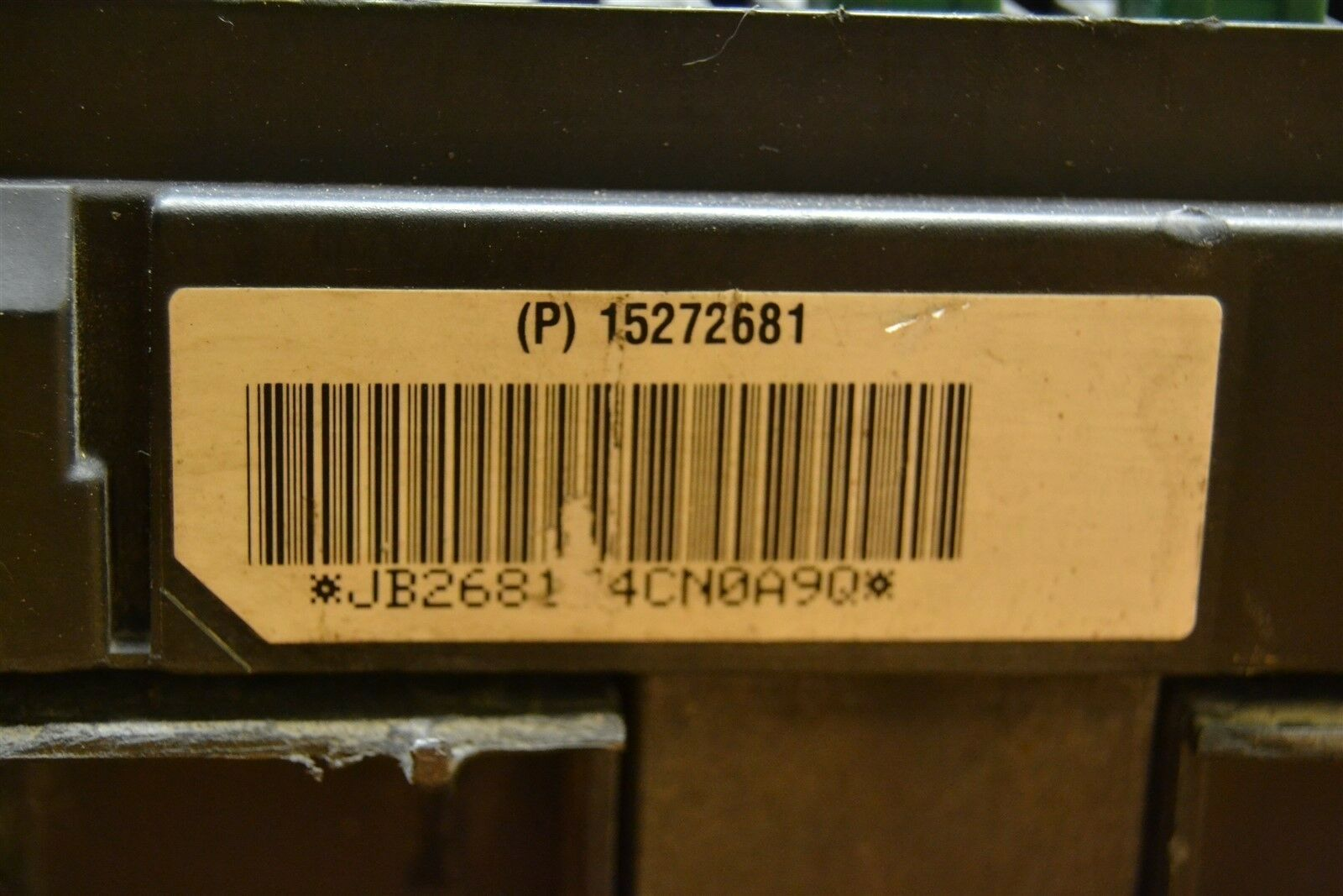 2005 chevrolet uplander fuse box relay unit 15272681 module 2010 14c5