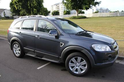 2007 Holden Captiva 3.2L 7 Seat SUV Breakfast Point Canada Bay Area Preview