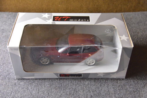 BMW Z3 M3 M Coupe 2.8 Replica Toy Collector UT Promo Model Dark Red