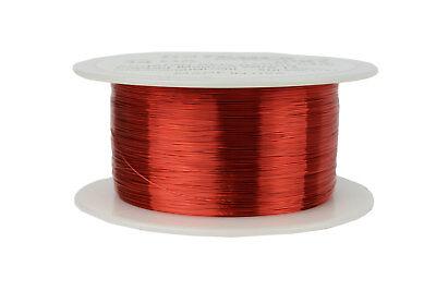 Temco Magnet Wire 34 Awg Gauge Enameled Copper 8oz 155c 3920ft Coil Winding