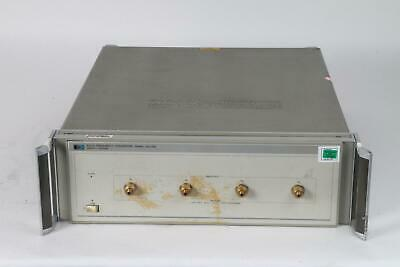 Hp 8511a Frequency Converter 45 Mhz - 26.5 Ghz - Option 001