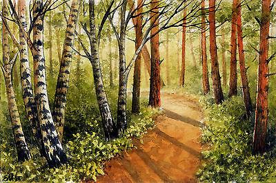 Watercolor Original 4