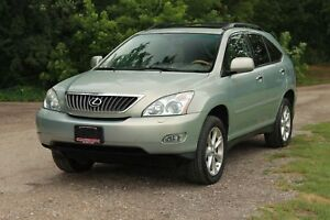 2009 Lexus RX 350   Sunroof + Leather + CERTIFIED + E-Tested