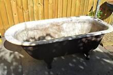 Bathtub with clawfeet Lilyfield Leichhardt Area Preview