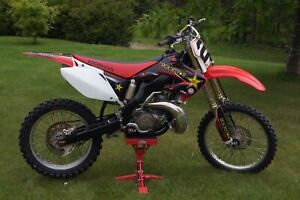 2006 Cr 250r Low Hrs