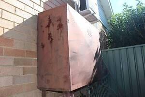Caltex kerosene heater tank, 380 litres Oatley Hurstville Area Preview