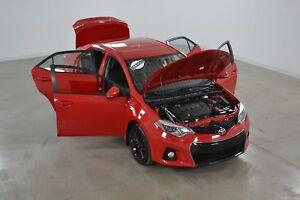 2015 Toyota Corolla S 50ieme Anniversaire Automatique