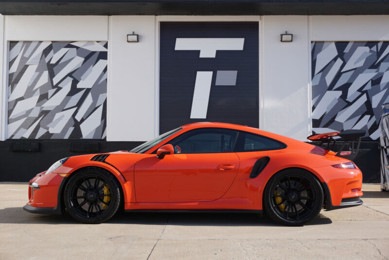 Image 5 Coche Americano usado Porsche 911 2016