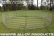 Livestock Yards, 10 x 2 metres x 1.2 metre panels plus gate Port Macquarie Port Macquarie City Preview