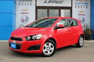 2015 Chevrolet Sonic LS Car