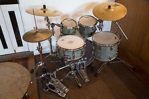 Pearl Reference Drums Granite Sparkle Shells and Cases/Bags Stanmore Marrickville Area Preview