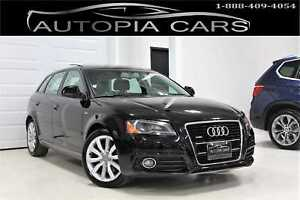 2009 Audi A3 S LINE 3.2 AWD/PADDLE SHIFTER/PANORAMIC SUNROOF