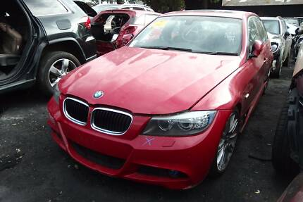 BMW E90 320d Parts MSport Skirt Wheel Seat Engine Turbo Trans Dif Revesby Bankstown Area Preview