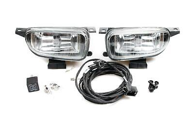 Fog Light Retrofitting Set Kit Complete Set Vw T4 Caravelle Bus 96-03