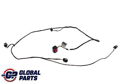 *BMW 5 Series E60 E61 Rear Bumper PDC Wiring Loom Cables Set 6928366