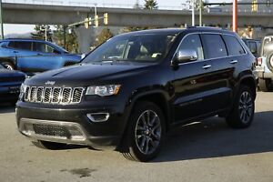 2018 Jeep Grand Cherokee Limited - ALLOY WHEELS, NAVI, LEATHER,