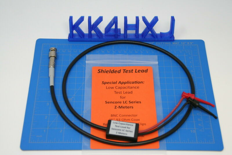 Sencore LC Series Z-Meter - Low Capacitance Test Lead- LC53/75/76/77/101/102/103