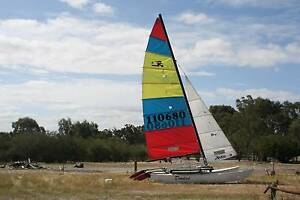 Hobie 16 Cat Gosnells Gosnells Area Preview