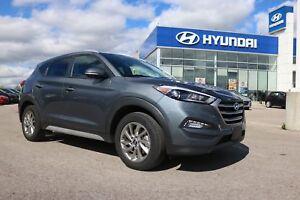 2017 Hyundai Tucson Premium 2.0 | REARCAM | HEATED SEATS | BLUET