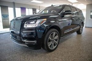 2018 Lincoln Navigator L Reserve One owner, accident free veh...