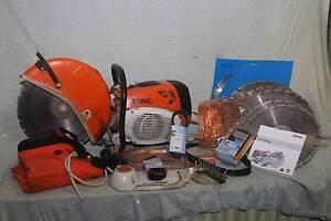 "Stihl TS800 16"" Demo / Cut Quick Saw c/w loads of accessoies Tewantin Noosa Area Preview"