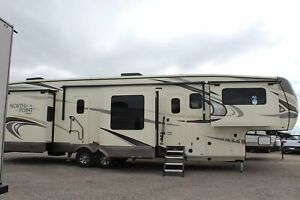 2019 Jayco Northpoint 381FLWS