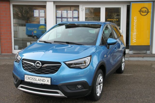 Opel Crossland X 1.2 DI Turbo 81kW INNOVATION S/S