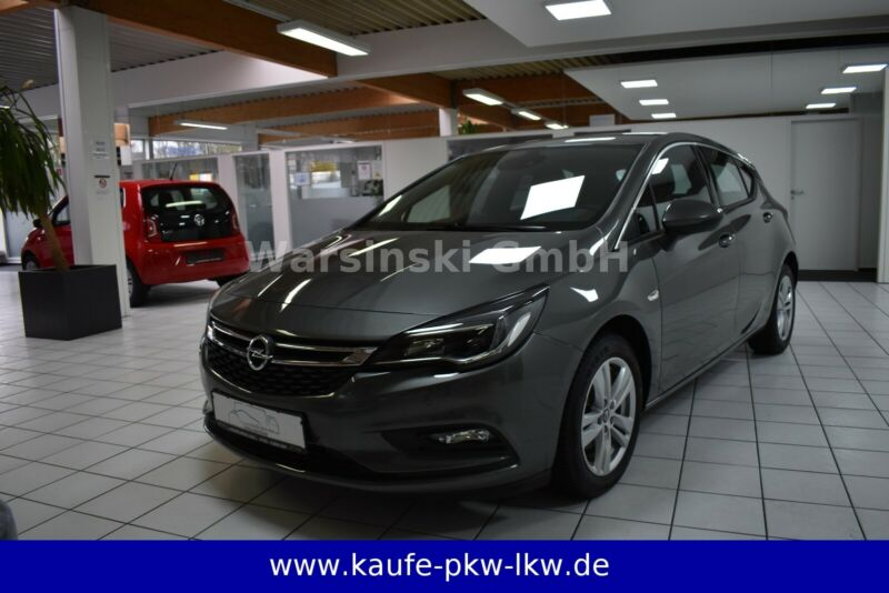 Opel Astra 1.4 Turbo Innovation 92kW