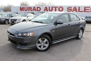 2009 Mitsubishi Lancer !!! MANUAL !!! ALLOY WHEELS !!!