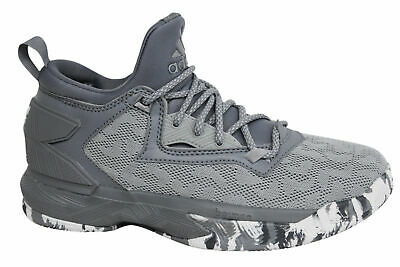 Adidas Mens Damian D Lillard 2 Shoes B42381 New in Box 100% authentic Gray