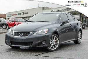 2011 Lexus IS 250 Base+AWD+LTHR+NAV+ROOF