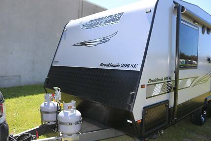 "2018 Cosy Cab Brooklands 206 SE (20'6"") ""SPECIAL SAVE $3,060"" Bennetts Green Lake Macquarie Area Preview"
