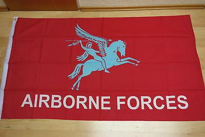 Fahnen Flagge Pegasus Airborne Luftlandeverband der British Army - 90 x 150 cm