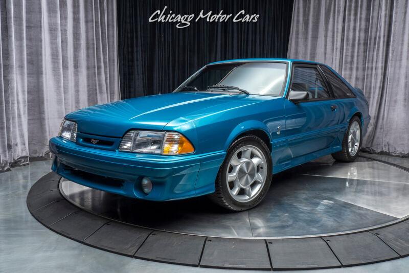 Image 2 Coche Americano usado Ford Mustang 1993