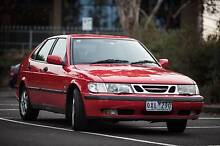 Owner moving O/S - Regretful sale. 2001 Saab 9-3 Clifton Hill Yarra Area Preview