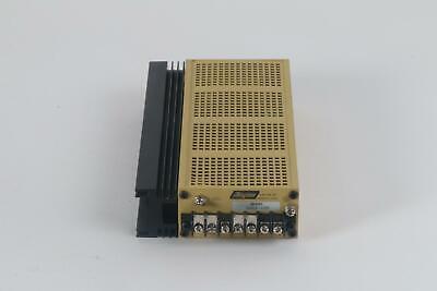 Acopian Ld12-100 12v Ac-dc Linear Regulated Power Supply Narrow Profile