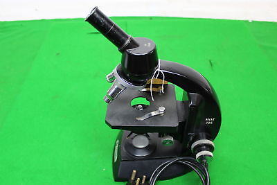 Vintage Vickers Laboratory Microscope Includes 2 Objectives