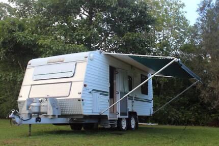 Fantastic Off Road Poptop Caravan Price Reduced By 5000  Caravans  Gumtree