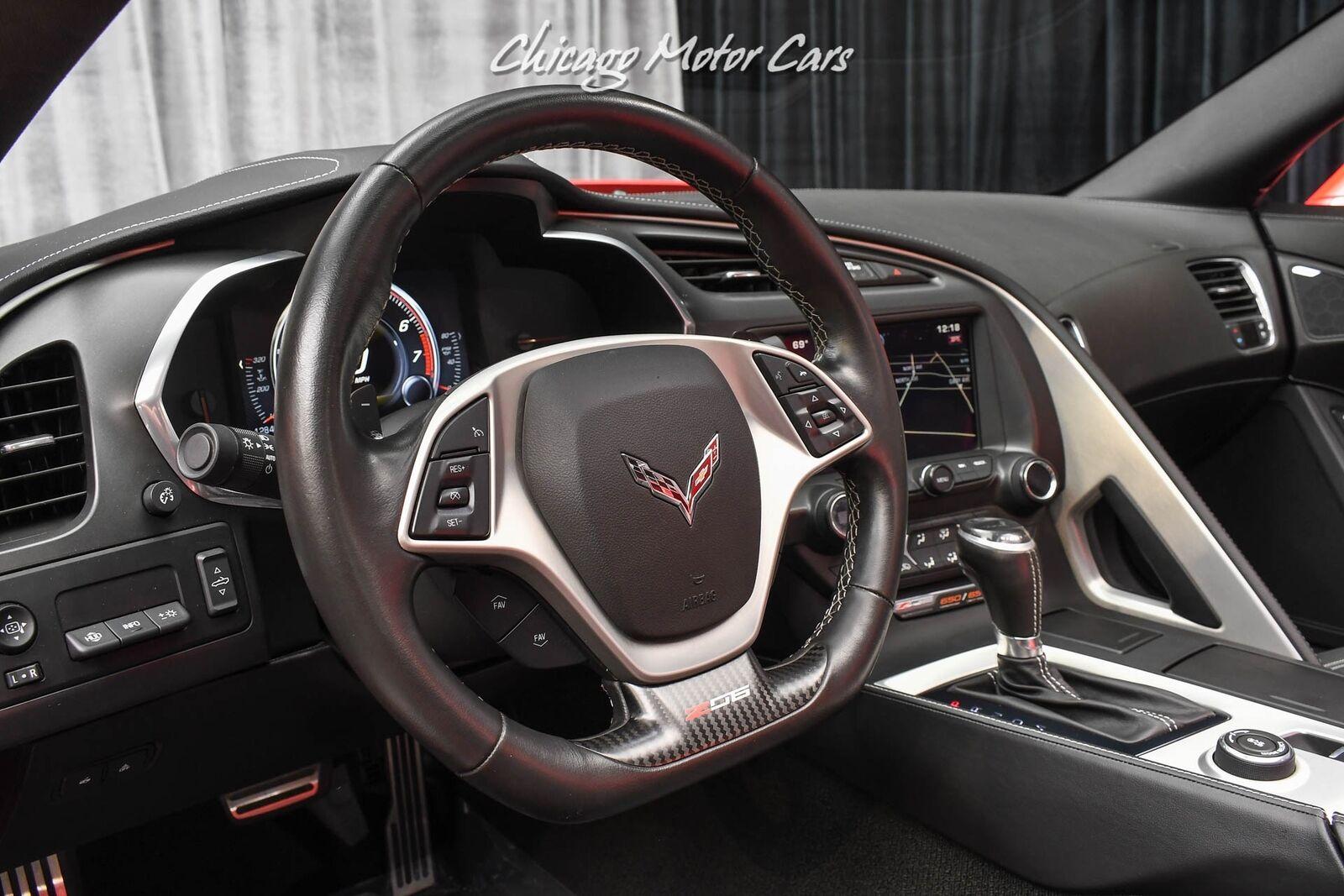 2015 Red Chevrolet Corvette Z06 2LZ | C7 Corvette Photo 10