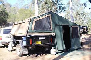 All Terrain Camper Trailer 17ft Kirrawee Sutherland Area Preview