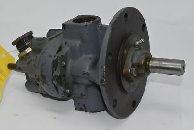 Roper 18am08 Gear Pump With Relief Valve 16.3 Gpm 1-14 Npt 150 Psi Type 1
