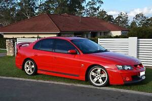 2003 HSV Clubsport Sedan Pullenvale Brisbane North West Preview