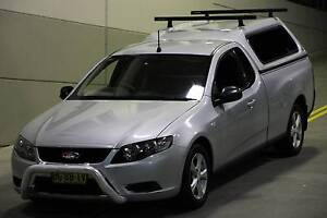 Ford Falcon Xt Ute Canopy Lpg automatic  2010 model clean ute Beaumont Hills The Hills District Preview