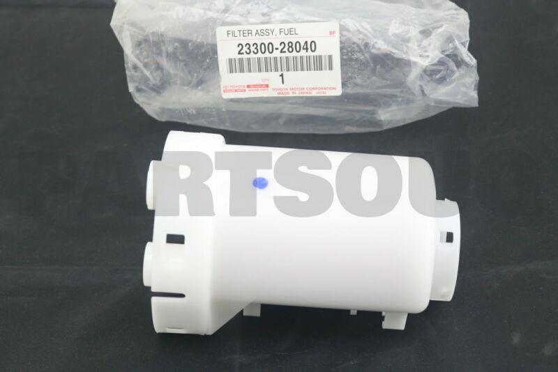 2330028040 Genuine Toyota Filter Assy, Fuel 23300-28040
