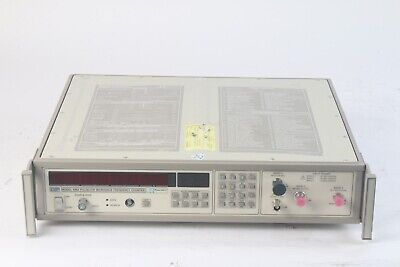 Eip 598a Pulse Cw Microwave Frequency Counter W Options 5804 5809 5810