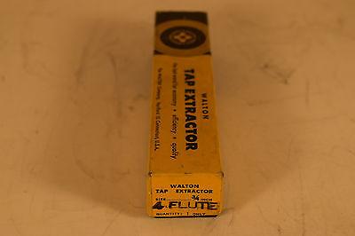Walton Tap Extractor 34 4-flute 20mm