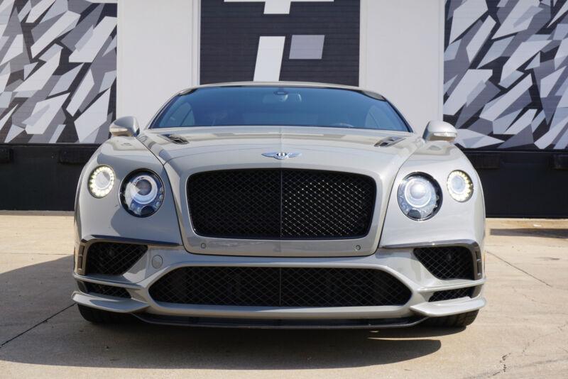Image 3 Voiture Européenne d'occasion Bentley Continental 2017