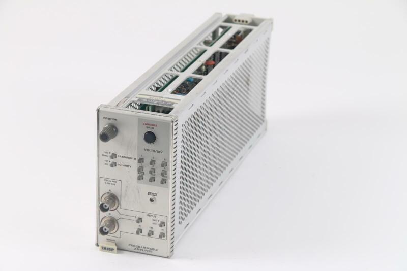 Tektronix 7A16P Programmable Amplifier