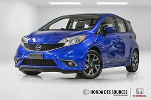 2015 Nissan Versa Note SR Camera/ Bluetooth/ Mags/ Spoiler